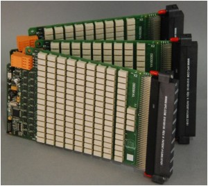 YAVModules passen direct in de- Mass Interconnect Interface van VPC