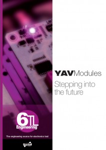 Overview off all YAV Modules