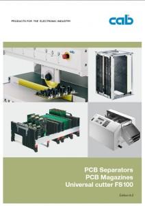 CAB magazijnen en PCB scheidingsapparatuur.