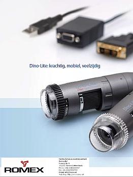 Dino-Lite PCB inspectie