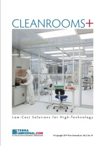 Alles over modulaire Cleanrooms.