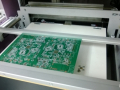 PCB in test position inside a 6TL-33