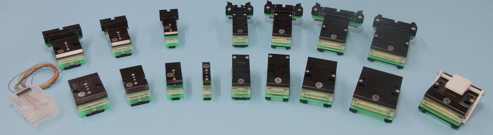 Overview Romex Clip connectoren