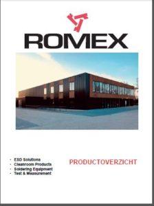 Romex Productenoverzicht