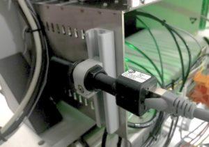 Sensor in Test system