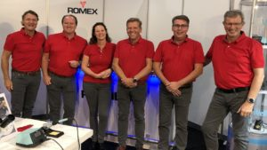 Team 2018 Romex BV