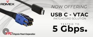 USB-C Patchcord