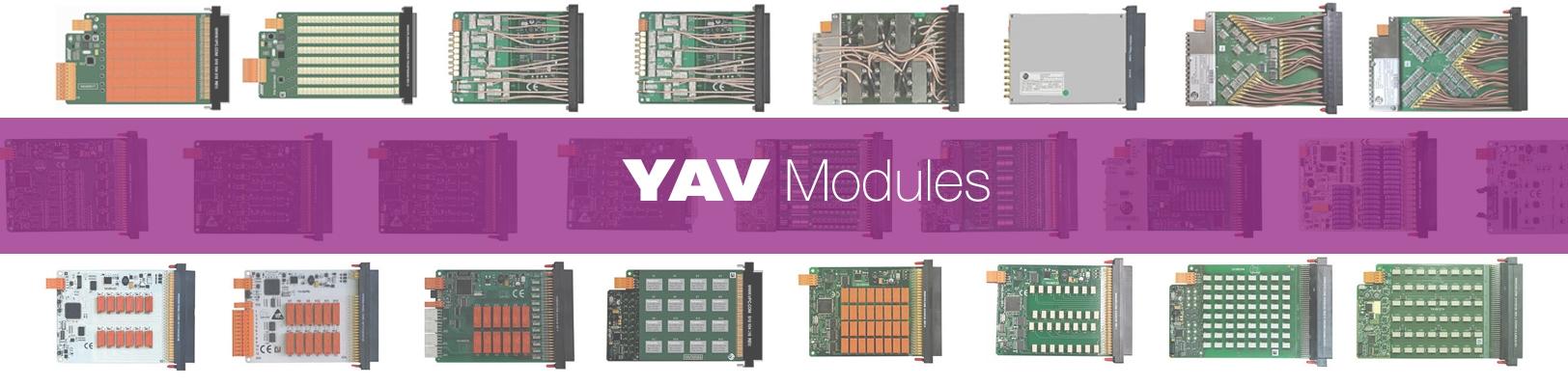 YAVModules