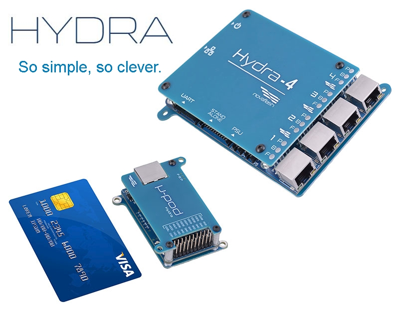 HYDRA-4+POD