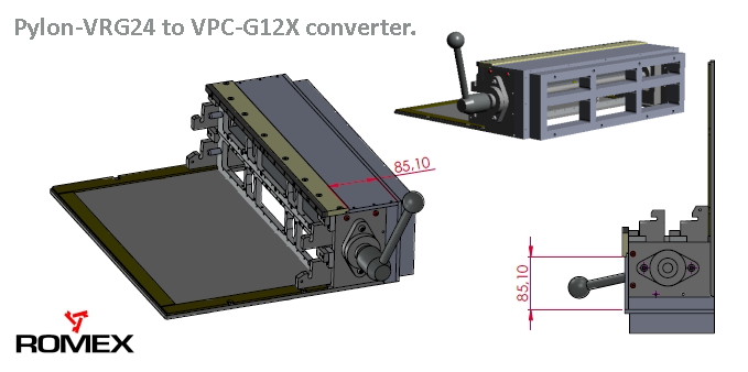 Pylon to VPC Converter