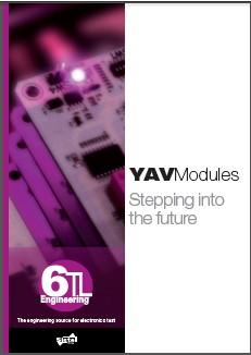 Yavmodules catalogus